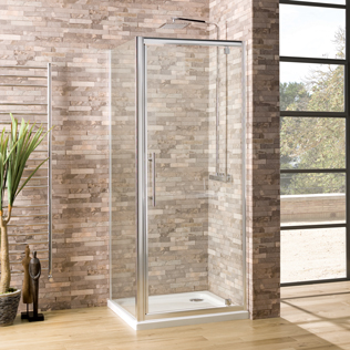Hinged & Pivot Shower Enclosures