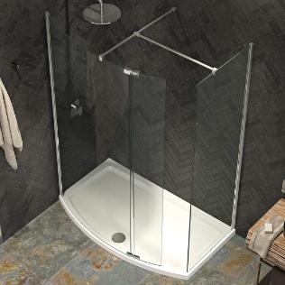 Kudos Ultimate 2 Walk In Shower Enclosures