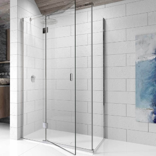 Rectangular Shower Enclosures