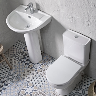 Tavistock Bathrooms Toilets & Basins