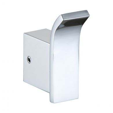 Alfred Victoria Corby Robe Hook Chrome