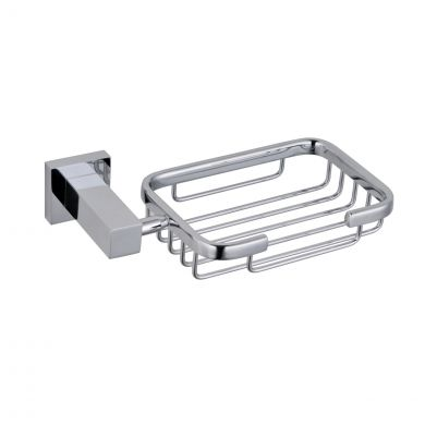 Alfred Victoria Selby Soap Holder Chrome