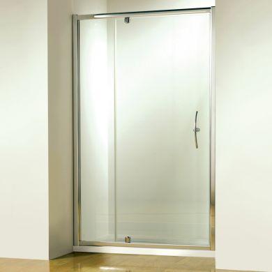 Kudos Original Straight Pivot Shower Door 1000mm
