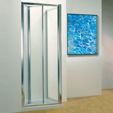 Kudos Original Bifold Shower Enclosure 760 x 760mm