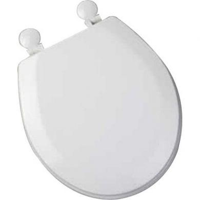 Tavistock Meridian Wooden Toilet Seat White
