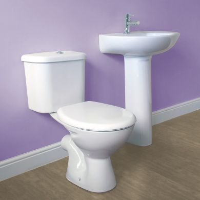 Orion Close Coupled Toilet