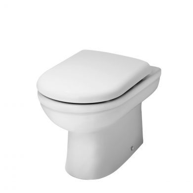 Premier Ivo Back To Wall Toilet with Soft Close Seat