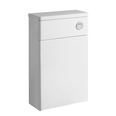 Tavistock Compass / Q60 Back To Wall Toilet Unit White 570mm