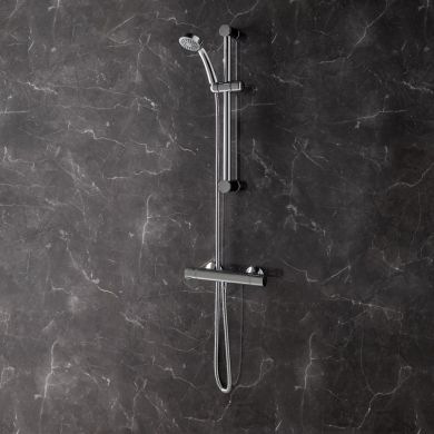 Rondo Thermostatic Bar Valve Shower System