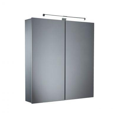 Tavistock Conduct Single Door Mirror Cabinet 440 X 690mm