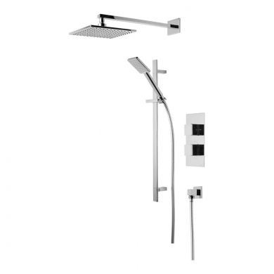 Tavistock Index Thermostatic Concealed Dual Function Shower Valve System SND1610