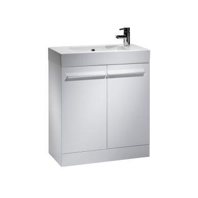 Tavistock Kobe Vanity Unit & Basin White 700mm