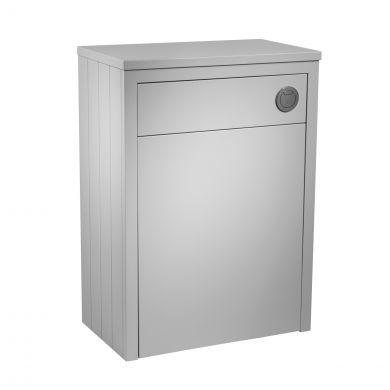 Tavistock Lansdown Back To Wall Toilet Unit Pebble Grey 600mm