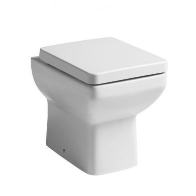 Tavistock Q60 Back To Wall Toilet with Soft Close Seat