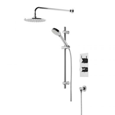 Tavistock Quantum Thermostatic Concealed Dual Function Shower Valve System SQT1611