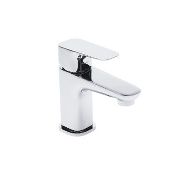 Tavistock Signal Mini Basin Mixer with Click Waste TGN61