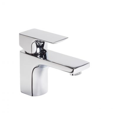 Tavistock Siren Mini Basin Mixer with Click Waste TSN61