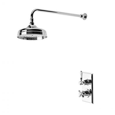 Tavistock Varsity Thermostatic Concealed Single Function Shower Valve System SVA0214
