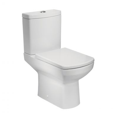 Tavistock Vibe Close Coupled Toilet with Soft Close Seat