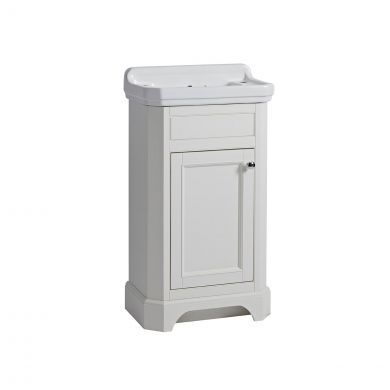 Tavistock Vitoria Vanity Unit & Basin White 500mm
