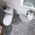 Tavistock Micra Close Coupled Toilet Inc Soft Close Seat Roomset 2