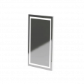 Tavistock Vitoria Illuminated Mirror & Frame Linen White 556 x 790mm