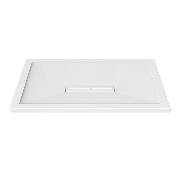 Kudos Connect 2 Anti Slip Rectangular Slimline Shower Tray 1400 x 900mm