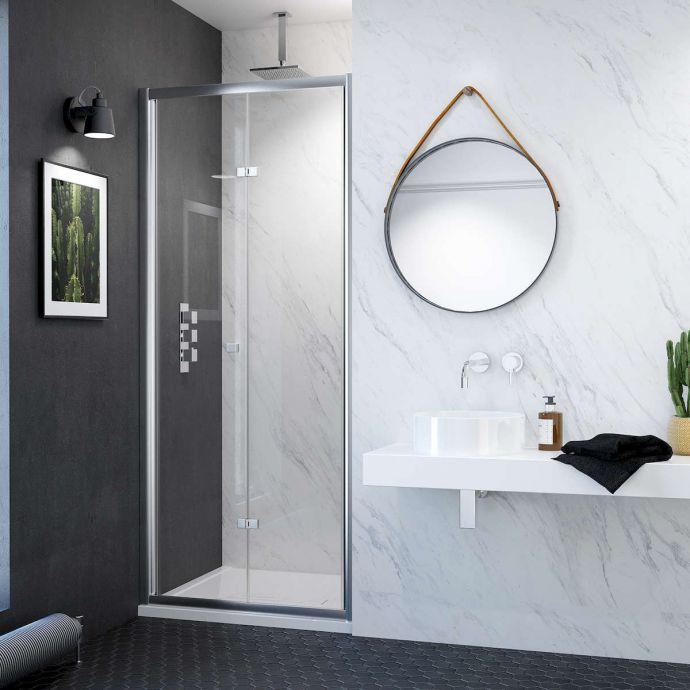 Kudos Original 6 Bifold Shower Door 900mm