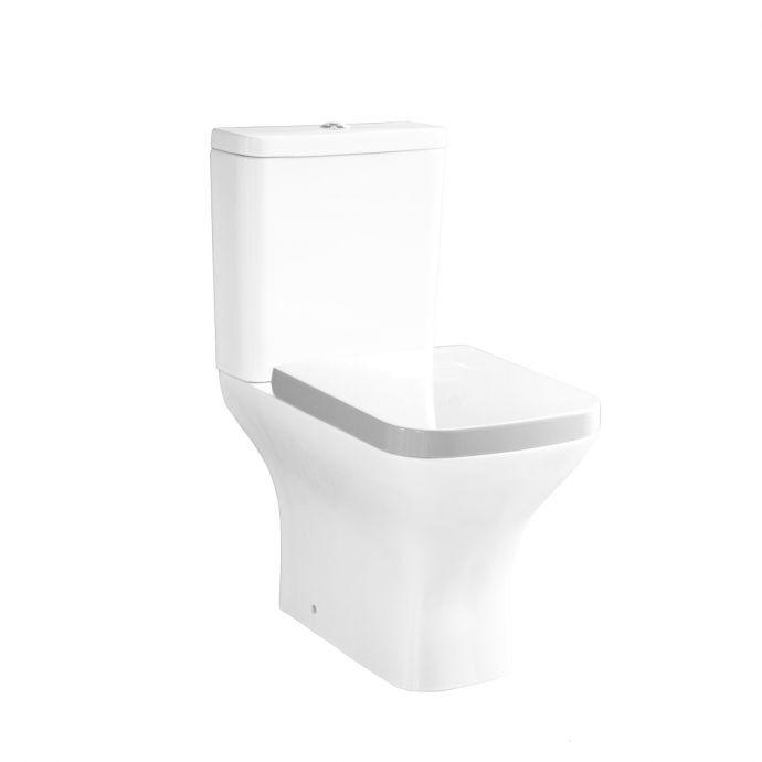 Lydford Soft Close Toilet Seat White