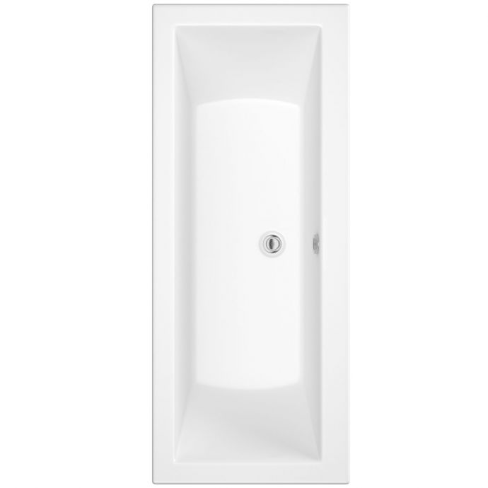 Trojan Solarna Reinforced Double Ended Bath 1800 x 800