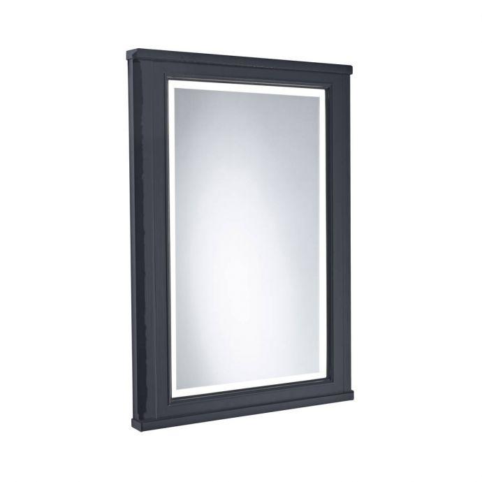 Tavistock Lansdown Framed Illuminated Mirror Dark Grey 430 x 650mm