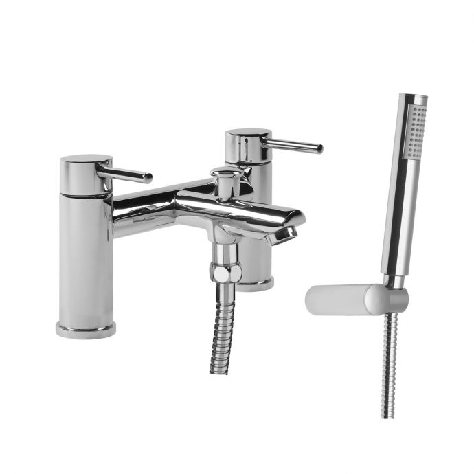Tavistock Lift Bath Shower Mixer TLF42