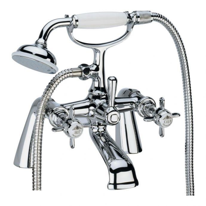 Tavistock Varsity Bath Shower Mixer TVA42