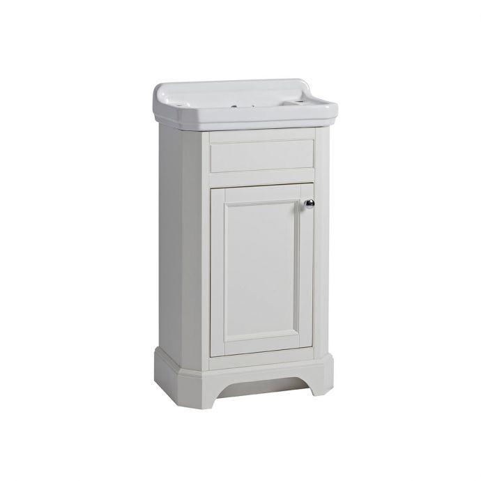 Tavistock Vitoria Vanity Unit & Basin White 500
