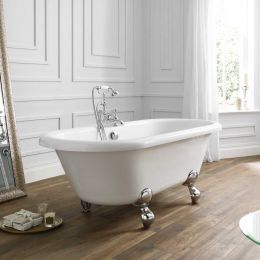 April Skipton Double Ended Freestanding Bath 1700 x 750