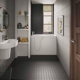 Bathe Easy Freedom Walk In Bath 1270 x 660 Left Hand