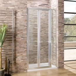 Coral 6mm Bifold Shower Door 1200mm
