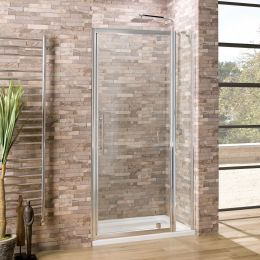 G6 Pivot Shower Enclosure 1100