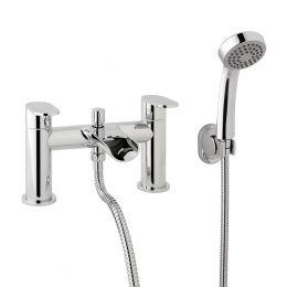 Indus Open Spout Bath Shower Mixer