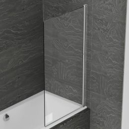Kudos Inspire 6mm Standard Bath Screen