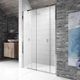 Kudos Pinnacle 8 Sliding Shower Enclosure 1000