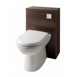Purity Back To Wall Toilet Unit Chestnut 500mm