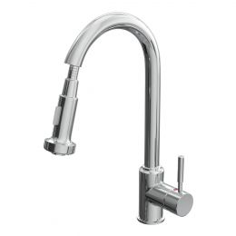 Reginox Tavistock Kitchen Mixer Tap Chrome