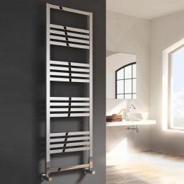 Reina Bolca Designer Towel Radiator Polished 485 x 1530mm