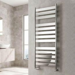 Reina Carpi Designer Towel Radiator Chrome 400 x 1200mm