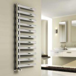 Reina Cavo Designer Towel Radiator Polished Stainless Steel 500 x 1580mm