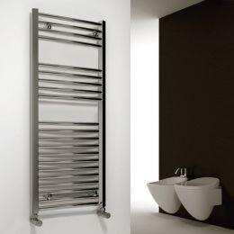 Reina Diva Flat Designer Towel Radiator Chrome 600 x 1600mm