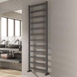 Reina Fano Designer Towel Radiator Anthracite 485 x 720mm