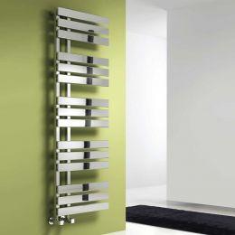 Reina Sesia Designer Towel Radiator Chrome 500 x 1180mm