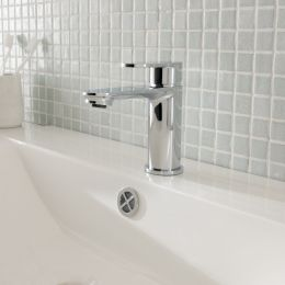 Rhone Basin Mixer with Click Waste